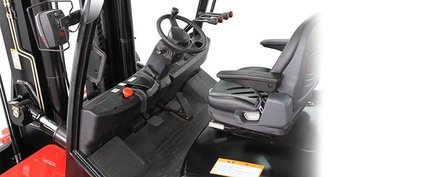 Chariot élévateur à contrepoids à combustion interne de 8T à 10T - série XF