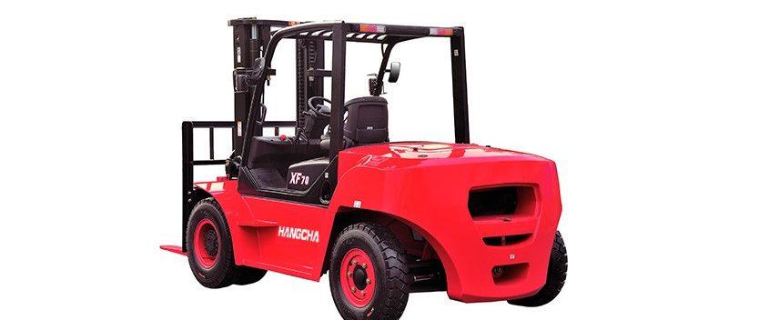 Chariot élévateur à contrepoids à combustion internede 5T à 7T - série XF