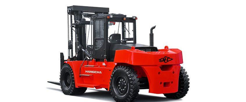 Chariot élévateur à contrepoids à combustion interne de 14T à 18T