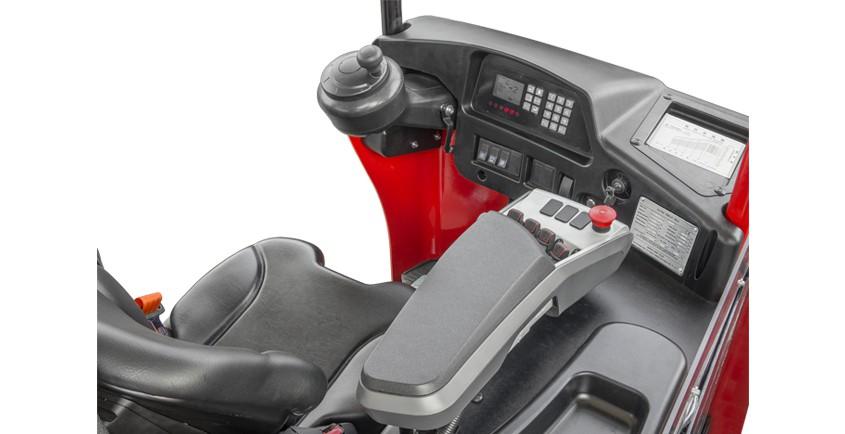 Chariot rétractable Série A - Version Premium