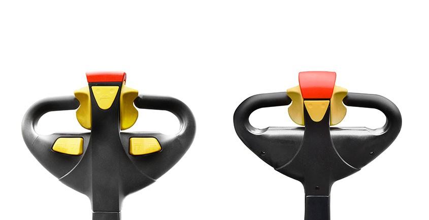 Gerbeur avec levée initiale à conducteur accompagnant ou porté CDD12-14-16 AC1/S premium