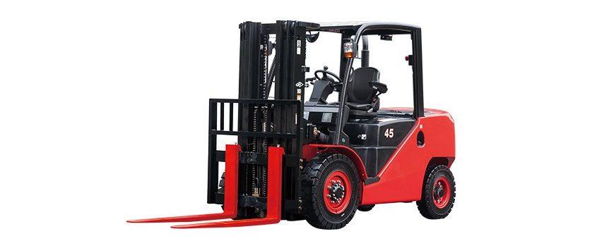 Chariot élévateur à contrepoids à combustion internede 4T à 5,5T - série XF