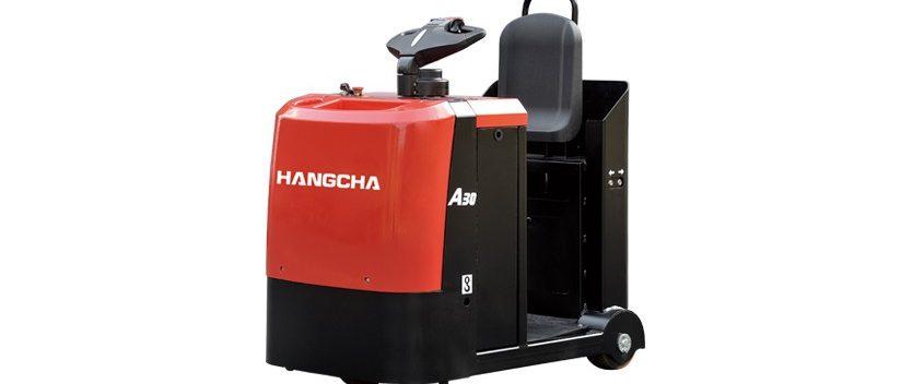 Tracteur électrique à conducteur porté debout - 3 000 à 5 000 Kg – QDD (3 roues)