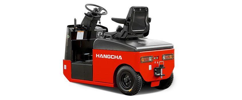Tracteur électrique à conducteur porté assis – 2 000 à 6 000 Kg (3 roues)