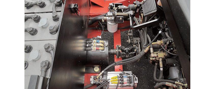 J series 5.0-8.5t (Four wheel)