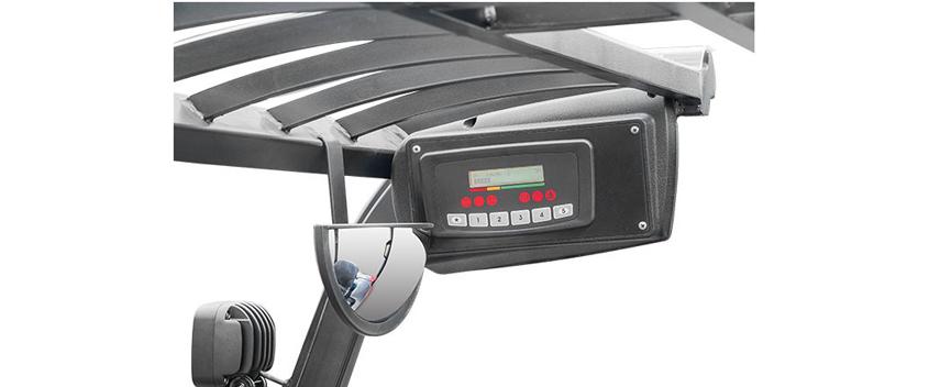 Chariot élévateur électrique 4 roues de 1T à 1,8T – A4W