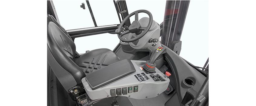 Chariot élévateur électrique 4 roues de 12T à 16T – A4W