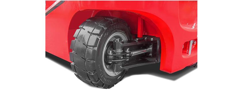 Chariot élévateur électrique 4 roues de 4T à 5T – A4W