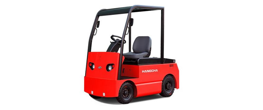Tracteur électrique à conducteur porté assis – 10 000 à 15 000 Kg
