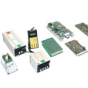 Pièces électriques et électroniques (cartes, variateurs...)