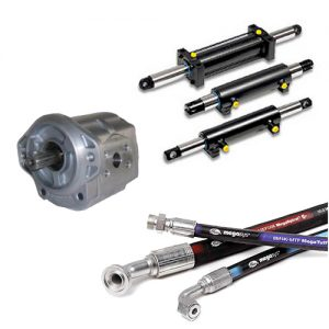 Pièces Hydrauliques (flexibles, pompes, vérins...)